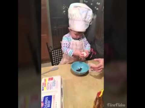 Give her an egg?!    YES! video