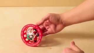 42440-20 Santa Wind-Up Thumbnail