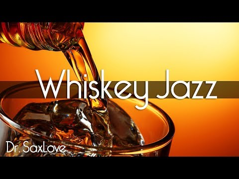Whiskey Jazz • 1 Hour Smooth Jazz Saxophone Instrumental Music For Relaxing And Study