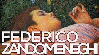 Federico Zandomeneghi: A collection of 117 works (HD)