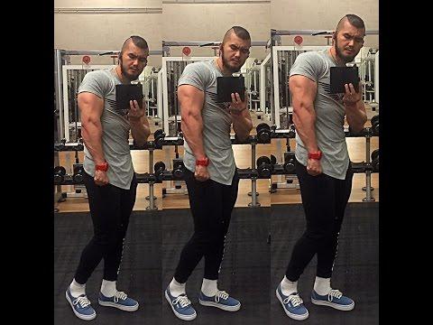 Jay Bazuka – The Future – Bodybuilding Is Life – Fitness World