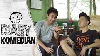 Diary Komedian - Nongkrong Bareng Ernest
