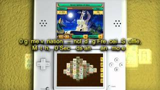Mahjong mysteries ancient egypt DS Trailer