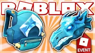 HOW TO GET THE AQUAMAN BACKPACK & WATER DRAGON HEAD!! (Roblox AQUAMAN EVENT 2018 - Bandit Simulator)