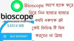 Congratulations,Bioscope apps Injoy Unlimited Free MB