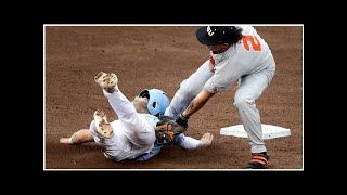 UNC vs. Oregon State: College World Series recap, June 20, 2018