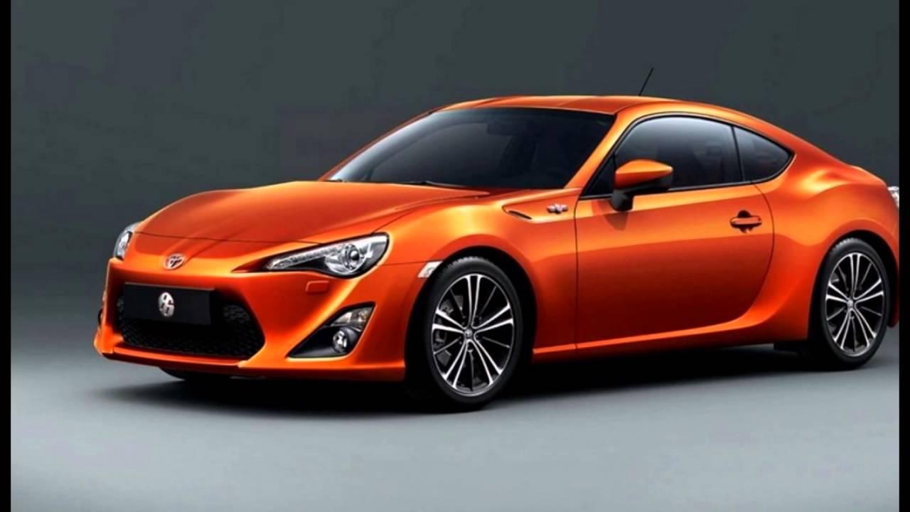 2016 Toyota GT86 Orange