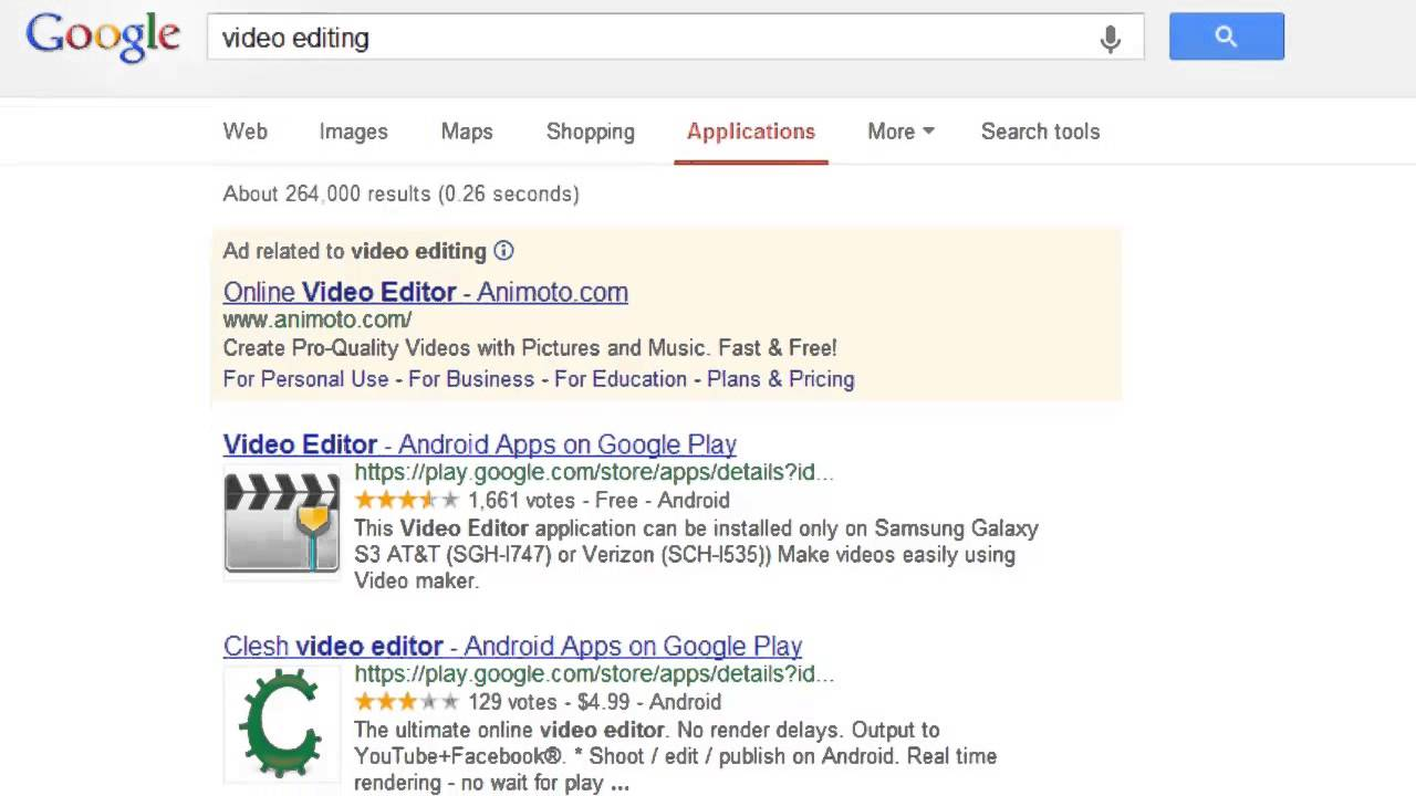الحلقة709: كيف تبحث عن اي برنامج عن طريق محرك البحث جوجل بإحترافية
