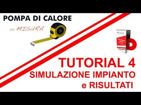 TUTORIAL 4: Simulazione dell'impianto e RISULTATI del software thumbnail