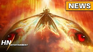 Mothra's NEW Design Explained by Godzilla: King of the Monsters Director