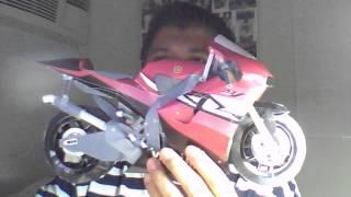 Yamaha YZR M Bike papercraft