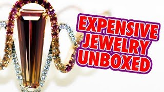 Super Rare Topaz & Pearl Jewelry | Tucson Unboxing