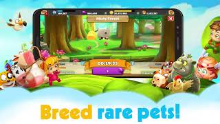 Breed Animal Farm - Free Farming Game Online | Trailer 12Apr2018