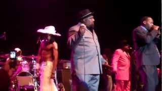 (Not Just) Knee Deep ♫ George Clinton & Parliament Funkadelic - 2/18/12