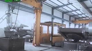 Суперсовременное литейное производство(http://31tv.ru/ru/novaya-ekonomika/supersovremennoe-litejnoe-proizvodstvo/, 2013-08-07T12:31:53.000Z)