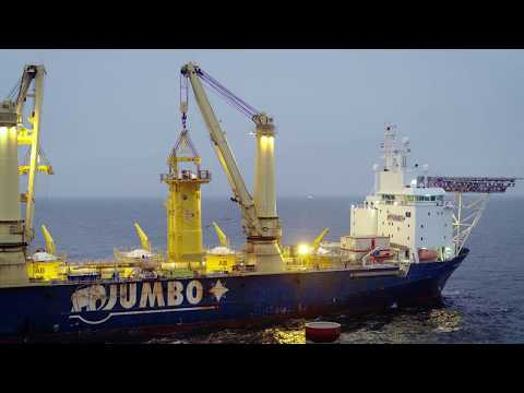 Jumbo -  Arkona Offshore Wind Farm (E.ON and Statoil)