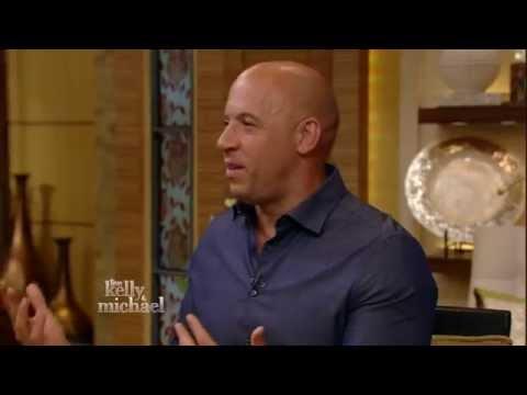 Vin Diesel Talks About Paul Walker