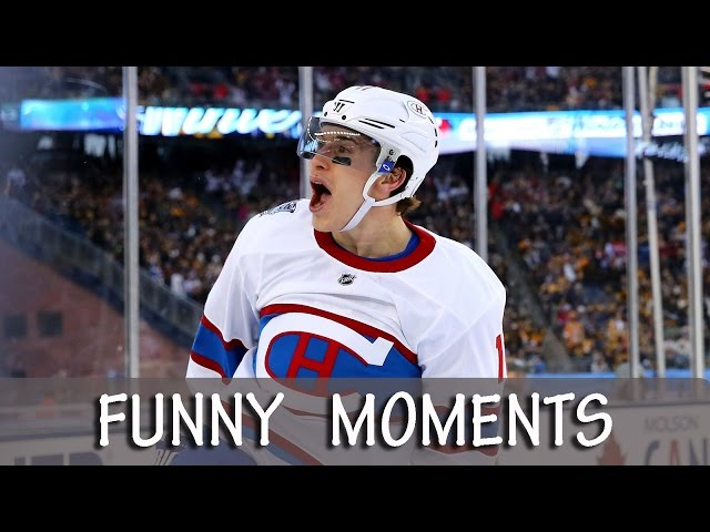 Brendan Gallagher - Funny Moments [HD]