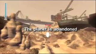 Wall-E: The Video Game Trailer (Playstation 3)
