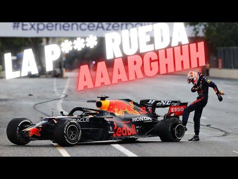 Las MEJORES RADIOS del FIN DE SEMANA en ESPAÑOL    GP Azerbaiyán F1 2021 🏁