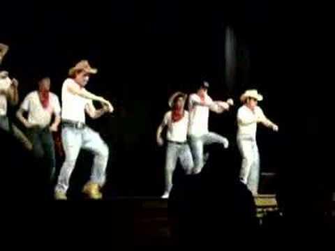 Save a Horse, Ride a Cowboy..Mr. Watertown 2008