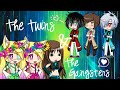 The Twins And The Gangsters || Episode 2 Season 1 || Gacha Studio