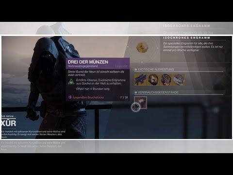 Destiny 2 Sind Die Drei Der Münzen Lohnt Sich