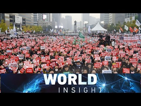 World Insight— South Korean unrest; US foreign policy 11/15/2016