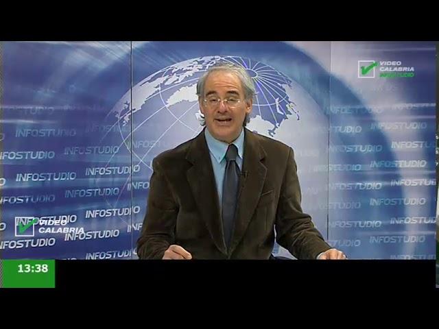 InfoStudio il telegiornale della Calabria notizie e approfondimenti - 22 Aprile 2020 ore 13.30