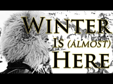 WINTER IS (almost) HERE (U.S. Department of Energy)