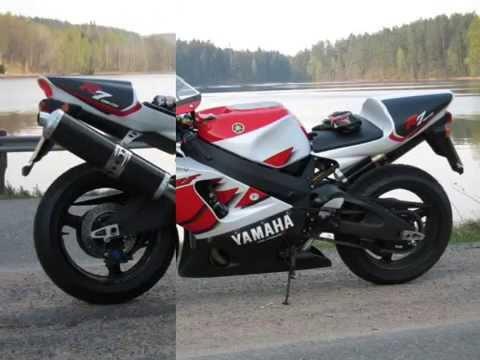 WSBK SBK AMA SUPERBIKE 1988 2002 Yamaha FZR750R OW...