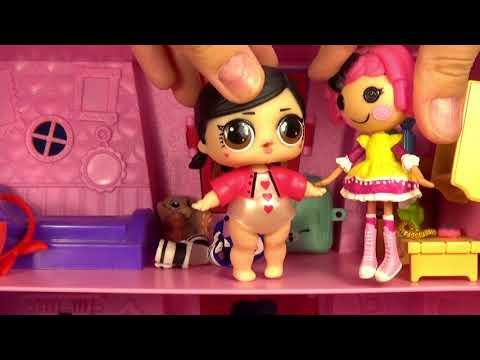 видео: Мультик куклы ЛОЛ lol surprise #Игрушки #Сюпризы ШУТКА НАД ЛЕДИ РЕТРО мультики для детей