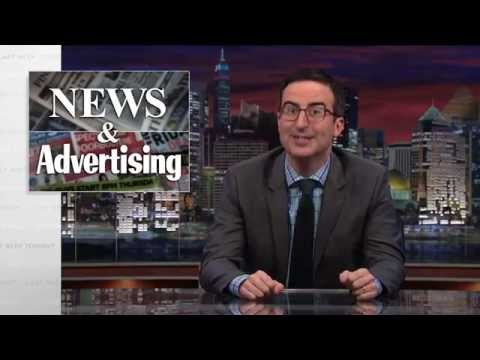 Thumbnail: Native Advertising: Last Week Tonight with John Oliver (HBO)