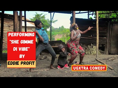 COAX,JOKA & FULL STOP PERFORMING She Gimme Di Vibe By EDDIE PROFIT African Comedy 2020 HD