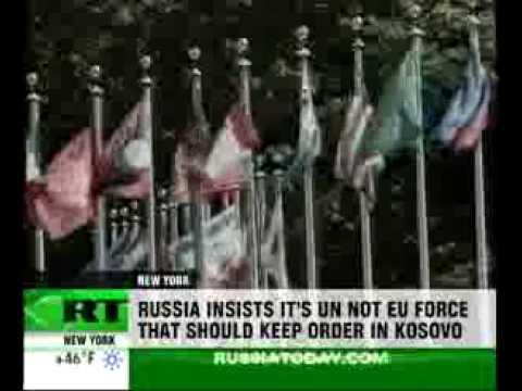 Kosovo the focus of the UN Security Council