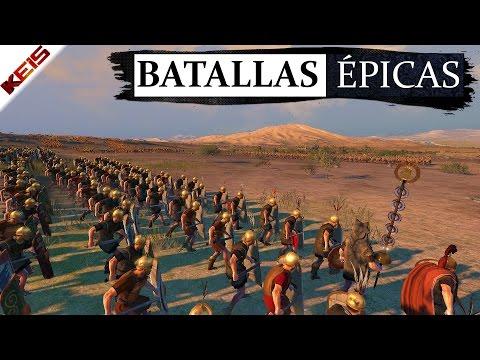 Invasión de Cartago | Total War: ATILA - Ancient Empires Gameplay