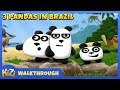 [Kizi Games] 3 Pandas In Brazil → Walkthrough