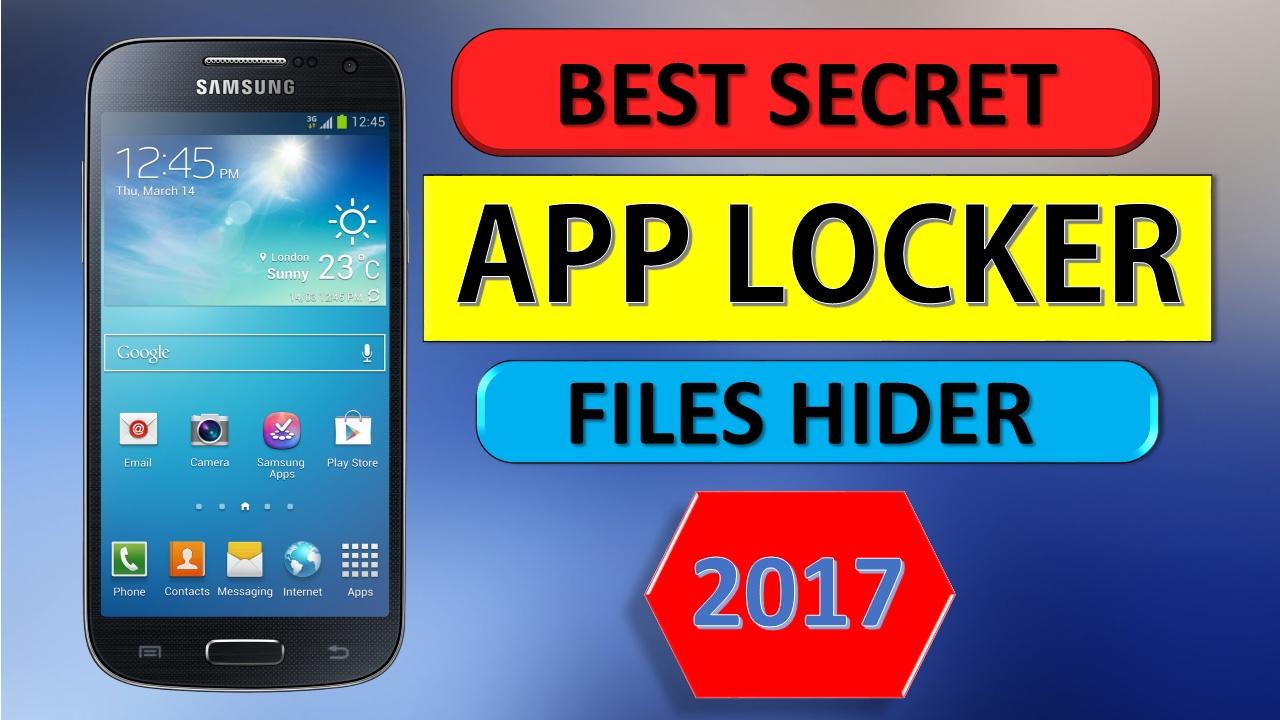Secret app hider