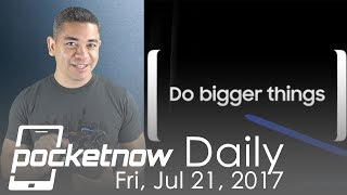 Samsung Galaxy Note 8 Unpacked, Razer gaming phone & more   Pocketnow Daily