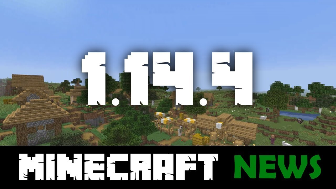 Java Edition 1 14 4 – Official Minecraft Wiki