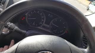 Lexus is 220 tc vsc off