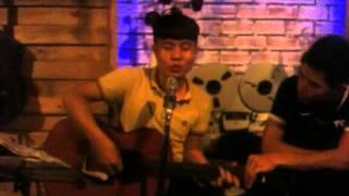 Ngậm ngùi guitar cover by Cường mèo