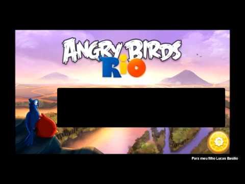 Letra da Música de Angry Birds Rio 2 (The new Music for Angry Birds Rio)