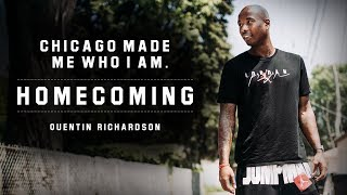 Quentin Richardson Revisits Where His Brother Was Murdered | The Players' Tribune