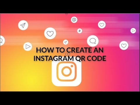 How to create an Instagram QR Code