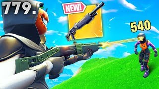 *NEW* MOST OP GUN!! - Fortnite Funny WTF Fails and Daily Best Moments Ep. 779