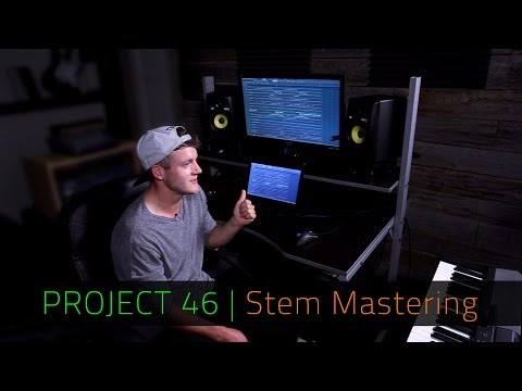 PROJECT 46 / THOMAS | Mastering with Stems | FL Studio | Razer Music