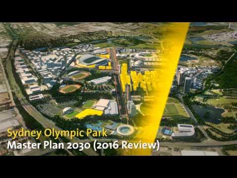 Sydney Olympic Park: Master Plan 2030