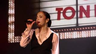 Sade • live Brasil (Love is Stronger Than Pride)
