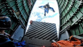 Learning How To Wingsuit! | Epic Skydives